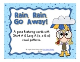 Rain, Rain, Go Away - Long Vowel A Game