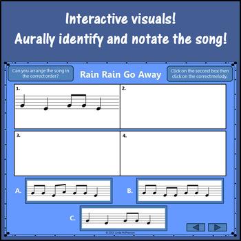 Rain, Rain, Go Away: Orff, Recorder, Improvisation and Form