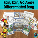 Rain, Rain, Go Away, Rebus, Interactive, Conversation Cards