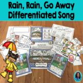 Rain, Rain, Go Away, Spring Circle Time Interactive Song