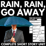 Rain, Rain, Go Away by Isaac Asimov Short Story Unit - Questions and Project