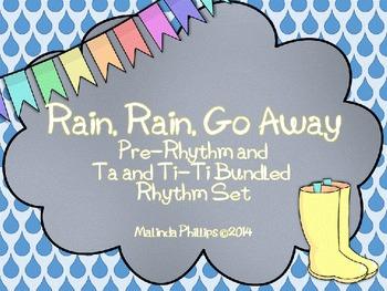 Rain Rain: PreRhythm and Ta & Ti-Ti Rhythm Bundled Set