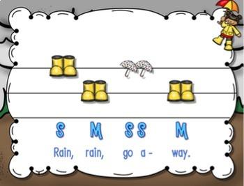 Rain Rain {Ta TiTi} {Sol Mi}
