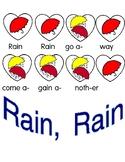 Rain Rain short short long titi ta ti ti