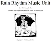 Rain Rhythm Music Unit