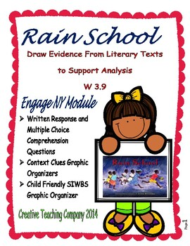 Rain School Engage NY Module 1 Unit 1