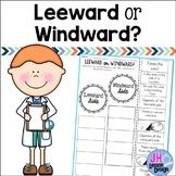 Rain Shadow Effect: Leeward or Windward? Cut and Paste Sorting Activity