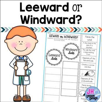 Rain Shadow Effect: Leeward or Windward? Cut and Paste Sorting ...