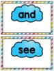 Rain | Weather Sight Words Spelling Mats