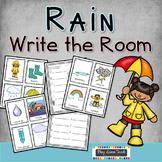 Rain Write the Room