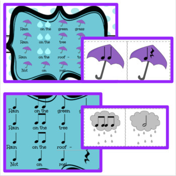 Rain on the Green Grass: A Song for Introducing Do Re Mi