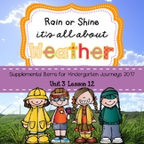 Rain or Shine All About Weather Journeys 2017