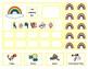 Rainbow 10 Token Board with Behavior Visuals