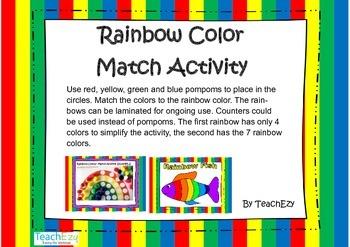 Rainbow Activity Preschool and Kindergarten