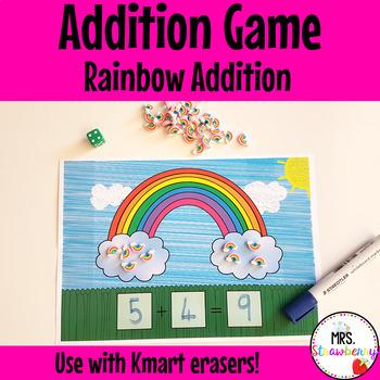 Rainbow Addition Activity