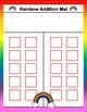 Rainbow Addition Math Activity