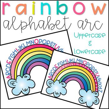 Rainbow Alphabet Arc