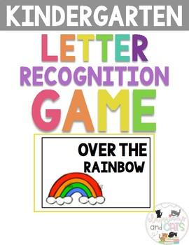 Rainbow Alphabet Letter Recognition Games