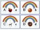 Rainbow Alphabet Match Cards