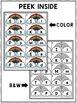 Rainbow Alphabet Puzzle Literacy Center