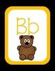 Rainbow Alphabet and Numbers Classroom Decor Set
