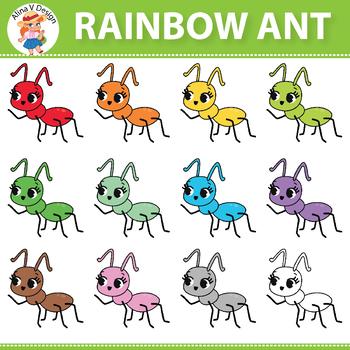 Rainbow Ant
