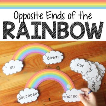 Opposite Ends of the Rainbow: An Antonym Center