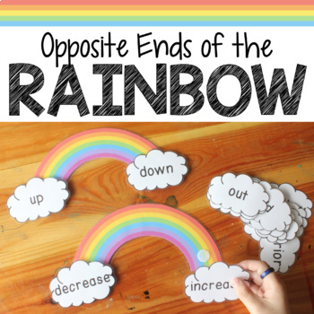 Opposite Ends of the Rainbow: An Antonym Center