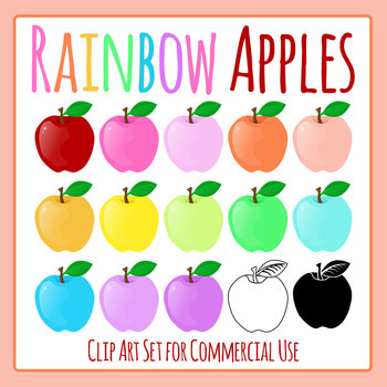 Apples clipart - Clipartix