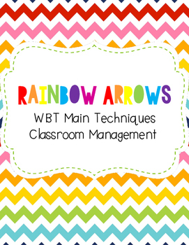Rainbow Arrows Whole Brain Teaching Techniques (Target Inspired)