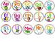 Rainbow BRIGHT Classroom Alphabet