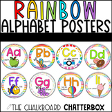 Rainbow Classroom Alphabet