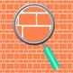 Rainbow Backgrounds - Building Bricks Digital Papers Clip Art Set