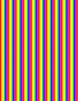 Rainbow Backgrounds and Borders