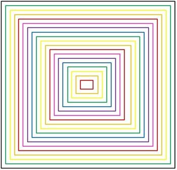 Rainbow Backgrounds {clipart}