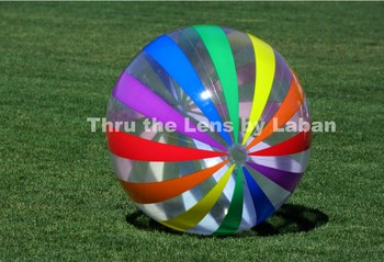 Rainbow Beach Ball Stock Photo #89