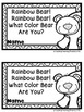 Rainbow Bear, Rainbow Bear, What Color Bear Are You?  (A Color Sight Word Book)