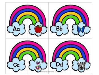 Rainbow Beginning Sounds