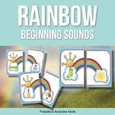Rainbow Beginning Sounds Matching