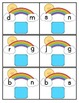 Rainbow Beginning and Ending Sounds Picture Match