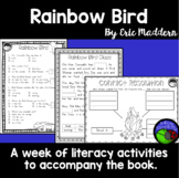 Rainbow Bird by Eric Maddern  ~ A week of reading activities