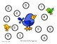 Rainbow Birds Counting Mats and Add and Cover