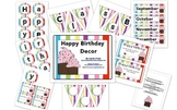 Rainbow Birthday Tags