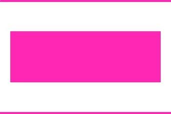 Rainbow Blank Editable Labels