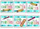 Rainbow Blues Supply Labels