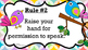 Rainbow Boho Birds Whole Brain Rules