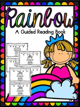 Rainbow Book For Guided Reading Groups