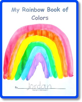 Rainbow Book of Colors