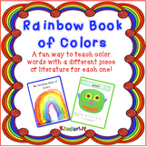 Colors:  A Rainbow Book