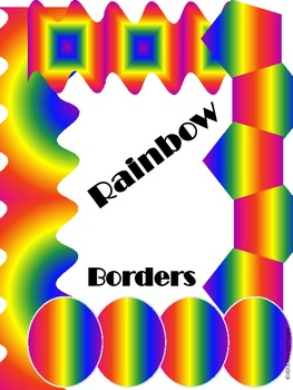 Rainbow Border